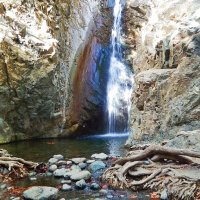 Водопад Милломерис. :: Natali