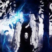 рождение чёрного ангела :: Инна