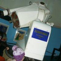 Телескоп прошлых лет :: Надежда