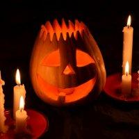 Хэллоуин :: Полина Гудина
