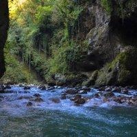 АацЫнский каньон Абхазия :: Ирина Никифорова