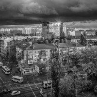 """""""А из нашего окна..."""" :: Сергей Офицер"""