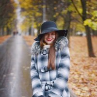 Осеннья фотосъемка :: Julia Volkova