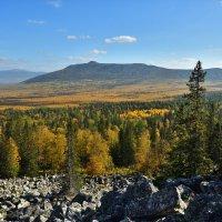 В уральских горах :: Виктор Прохоренко