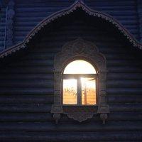Вечерня :: Марина Домосилецкая