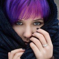 Purple :: Екатерина Фелингер