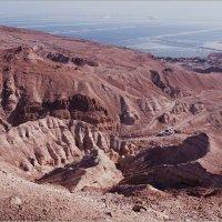 У самого Мертвого моря. Израиль. :: Lmark