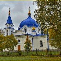 Сортавала. Церковь Николая Чудотворца. :: Владимир Ильич Батарин