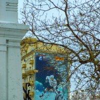 Москва, Ленинградский проспект. Реклама. :: Игорь Герман