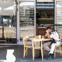 По дороге на службу .... :: Aleks Ben Israel