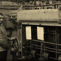 Пуск главного двиготеля :: Александр Moryak 34