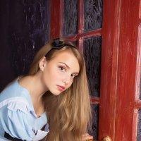 Ключ от сказки :: Евгения Лисина