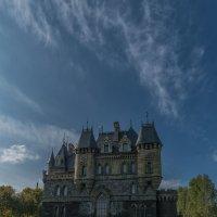 Замок Гарибальди. :: Сергей Исаенко
