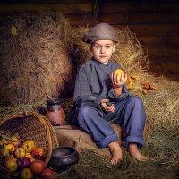 На сеновале :: Виктор Седов