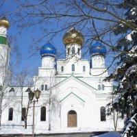 Свято-Никольский кафедральный собор в г. Бобруйск :: Елена Павлова (Смолова)