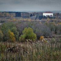 Дом - гостиница в вологодских лесах :: Валерий Талашов