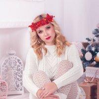 Белая и пушистая! :: Ольга Егорова