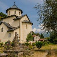 Монастырь Морача :: Олег