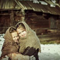 сестрёнки :: Tatyana Belova