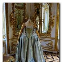 Елизаветы гардероб в Эрмитаже. Пушкин :: Наталья
