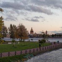 Вечерний город :: Вячеслав Крапивин