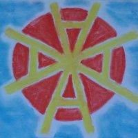 Эскиз эмблемы и знака-ордена Всемирных дней афоризмов 11 ноября... :: Владимир Павлов