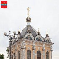 Рыбинск. Никольская часовня :: Алексей Шаповалов Стерх