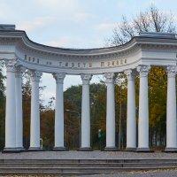 парк имени газеты Правда :: Николай Мальцев