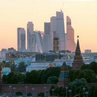 Кремль-контражур II :: Виталий Авакян