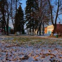 все тот же первый снег :: Андрей Куракин.