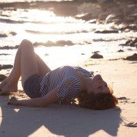 дыхание моря... :: Райская птица Бородина