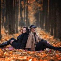 Осень золотая :: Владимир Манин