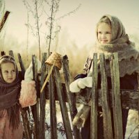 Поделись мечтами, сестра... :: Tatyana Belova