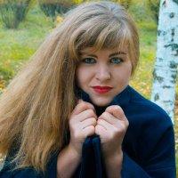 Девушка :: Елена Переина