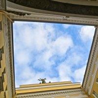 окно в небо :: Елена