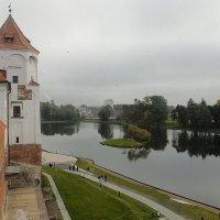 Мирский замок :: Елена Павлова (Смолова)