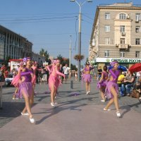 Концерт в честь закрытия Сбербанка России :: Алекс Аро Аро