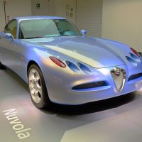 Самая гламурная! Alfa Romeo Nuvola :: M Marikfoto