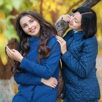 Мама и дочка :: Александра Гилета
