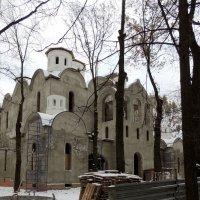 Москва. Церковь Николая Чудотворца в Бирюлёве. :: Александр Качалин