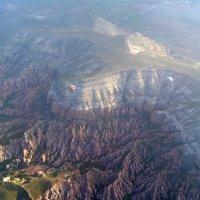 Розовая долина с высоты птичьего полёта) :: Юлия Фотолюбитель