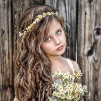Портрет девочки :: Лариса Соколова