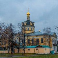 Кафедральный собор Покрова Пресвятой Богородицы на Рогожском кладбище (1792) :: Alexander Petrukhin