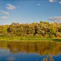 Панорама Десна в Палужье :: Александр Березуцкий (nevant60)