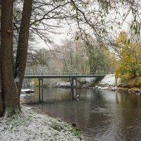 Снег в октябре 17 :: Виталий