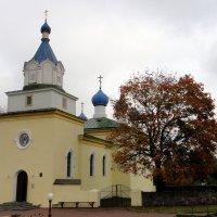 Церковь Святой Троицы :: Елена Павлова (Смолова)