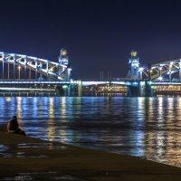 мост Петра Великого :: Наталья Василькова