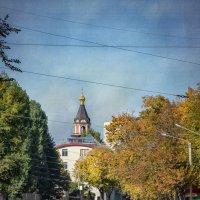 Осенний город :: Валерий Голоха