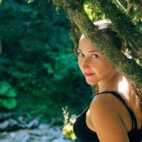 однажды в лесу :: Oksana Verkhoglyad