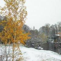 Снег в октябре 19 :: Виталий